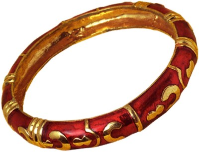 Zodiac Power Alloy Gold-plated Bangle at flipkart