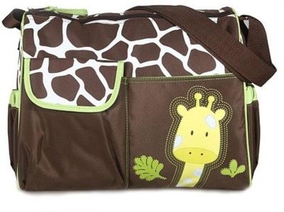 Baby Bucket Nappy Changing Mummy Handbag \ Green Baby Bucket Diaper Bags