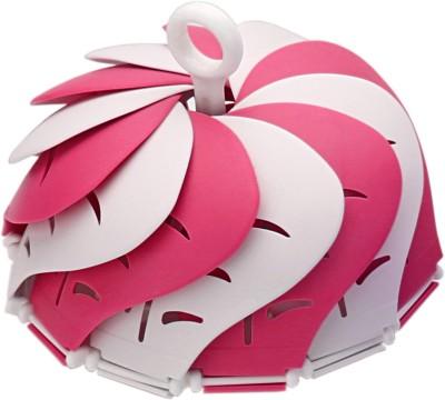 Bright Plastic Fruit & Vegetable Basket(Pink)  available at flipkart for Rs.175