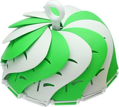 Bright Plastic Fruit & Vegetable Basket(Green)  available at flipkart for Rs.175