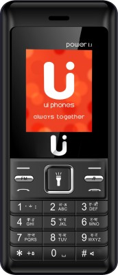 UI Phones Power 1.1(Black & Grey)