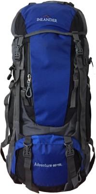 Inlander 1004 Blue Rucksack  - 60 L(Blue) at flipkart