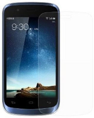 FIVE ON FIVE Tempered Glass Guard for Lava Iris 401e(Pack of 1)