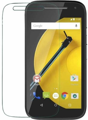 EASYBIZZ Tempered Glass Guard for Motorola Moto E (2nd Gen) 3G