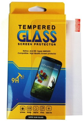 Loopee Tempered Glass Guard for Micromax canvas pep Q371