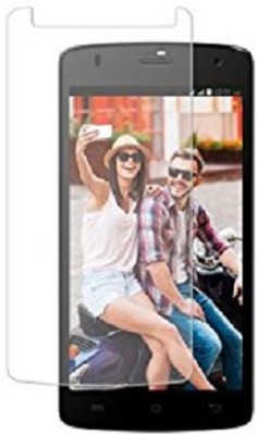 FIVE ON FIVE Tempered Glass Guard for Lava Iris selfie 50(Pack of 1)