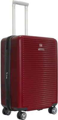 Swiss Military GRACE SERIES POLYCARBONATE CABIN SIZE 20 INCH HARD TOP LUGGAGE Cabin Luggage   20 inch