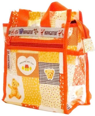 Disha Enterprises Waterproof Multipurpose Bag(Orange, 10 L)