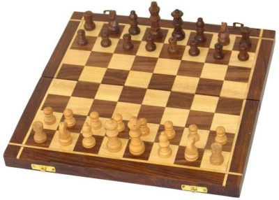 SG World Chess Championship 5 cm Chess Board(Multicolor)
