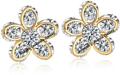 Jewels Galaxy Luxuria Crystal Alloy Drops   Danglers Jewels Galaxy Earrings