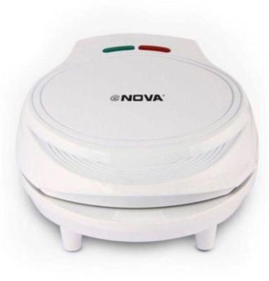 Nova DOUGHNUT MAKER Dough Maker(White) at flipkart