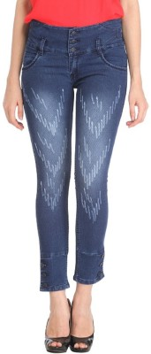 Cali Republic Skinny Women Blue Jeans