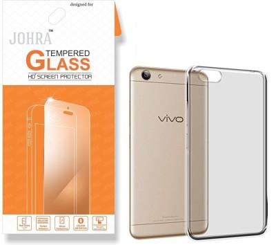 Johra Screen Protector Accessory Combo for Vivo Y53(Transparent, Transparent)