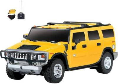 Red Hot Hummer Yellow Remote Control