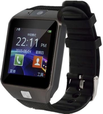 Soodobeatz DZ09 Smartwatch(Black Strap Regular) at flipkart