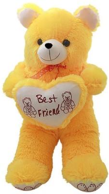 Ktkashish Soft Yellow Teddy   70 cm Yellow Ktkashish Soft Toys