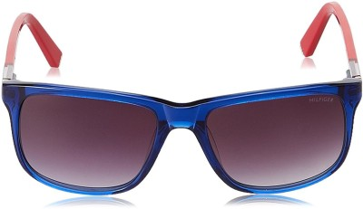 Tommy Hilfiger TH 7848 Blrdgr-35 C3 57 S Wayfarer Sunglasses(Grey) at flipkart
