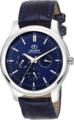 ADAMO A206BL08 Working Inner Hands Analog Watch For Men