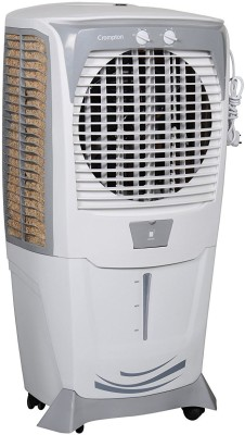 Crompton ozone 555 Desert Air Cooler(White, Grey, 55 Litres)
