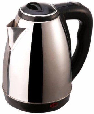 Wonder World ™ Home Mastar 1.8 Litres Wireless Electric Kettle(1.8 L, Silver)