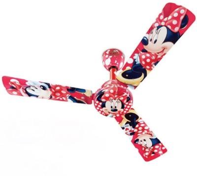 Bajaj 1200mm Disney Minnie Mouse Electrical Ceiling Fan