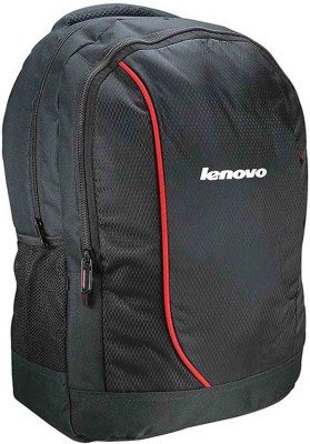 Lenovo 15.6 inch Expandable Laptop Backpack(Black)