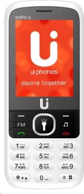 UI Phones Selfie 2(White & Blue) 1