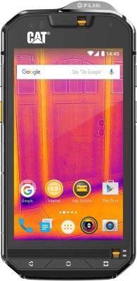 CAT S 60 (Black, 32 GB)(3 GB RAM)