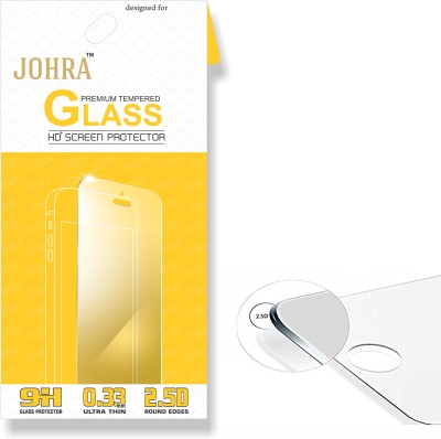 Johra Tempered Glass Guard for Micromax Canvas 6 Pro(Pack of 1)