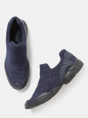 Roadster Sneakers For Women(Navy) at flipkart