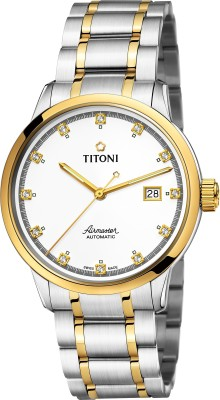 Titoni 83733 SY-556  Analog Watch For Men