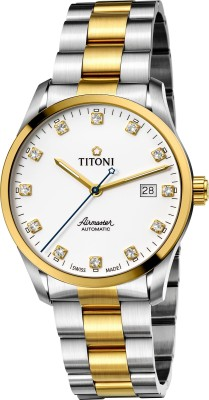 Titoni 83743 SY-582  Analog Watch For Men