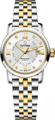 Titoni 23538 SY-099  Analog Watch For Women