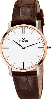 Titoni TQ 52918 SRG-ST-583  Analog Watch For Men