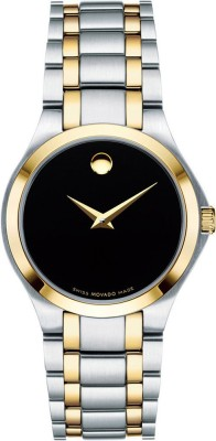 Movado 606897  Analog Watch For Women