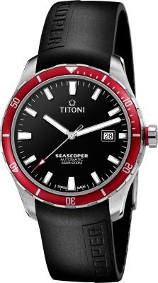Titoni 83985 SRB-RB-517  Analog Watch For Men