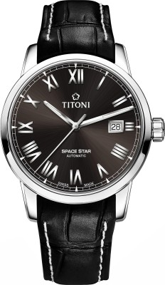 Titoni 83538 S-ST-570  Analog Watch For Men