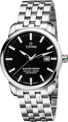 Titoni 83188 S-577  Analog Watch For Men