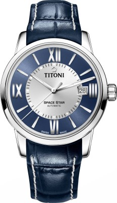 Titoni 83538 S-ST-580  Analog Watch For Men