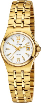 Titoni 23730 G-271  Analog Watch For Women