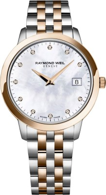Raymond Weil 5388-SP5-97081  Analog Watch For Women