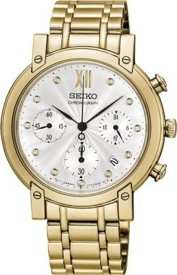 Seiko SRW836P1 Analog Watch - For Women
