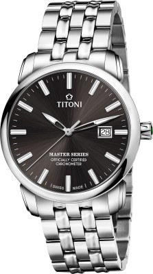 Titoni 83188 S-576  Analog Watch For Men