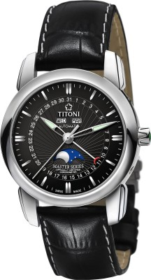 Titoni 94788 S-ST-367  Analog Watch For Men