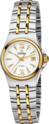Titoni 23730 SY-271  Analog Watch For Women