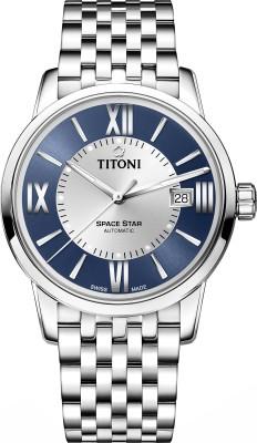 Titoni 83538 S-580  Analog Watch For Men