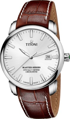 Titoni 83188 S-ST-575  Analog Watch For Men