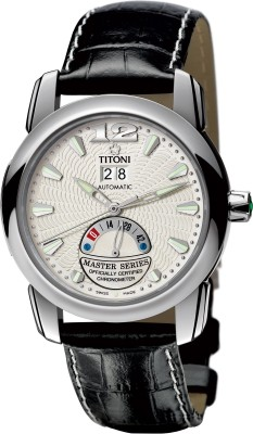 Titoni 94888 S-ST-297  Analog Watch For Men