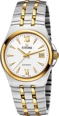 Titoni 83730 SY-271  Analog Watch For Men