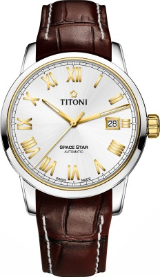 Titoni 83538 SY-ST-561  Analog Watch For Men